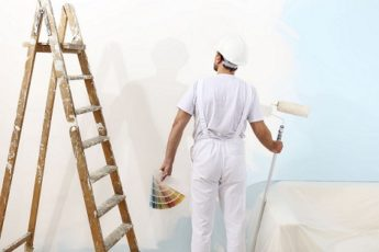 ristrutturazione appartamento imbiancatura